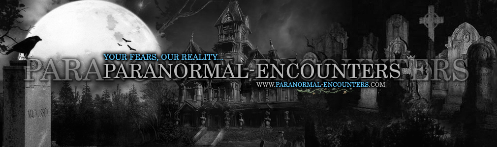 Enter Paranormal Encounters!